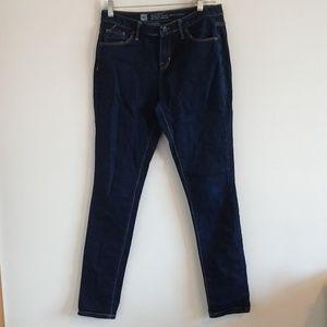 Mossimo Dark Wash Skinny Jeans